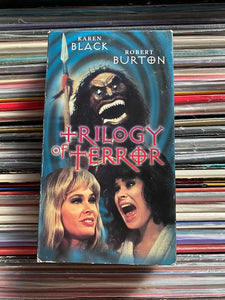 Trilogy of Terror VHS
