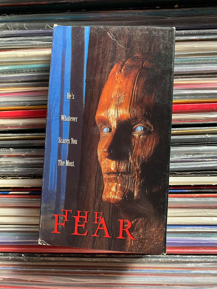 The Fear VHS