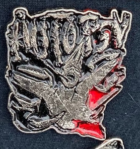 Autopsy Metal Badge
