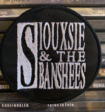 Load image into Gallery viewer, Siouxsie and the Banshees Embroidered Patch