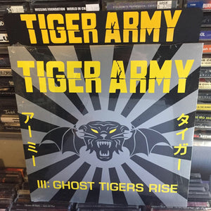 Tiger Army - Ghost Tigers Rise