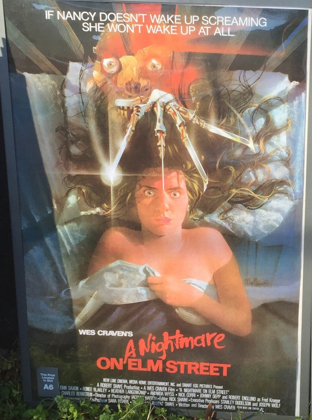Nightmare on Elm St. Poster