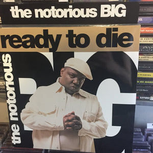 Notorious BIG Ready to Die 2LP