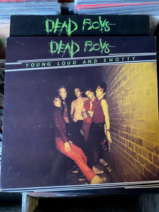 Dead Boys - Young Loud and Snotty