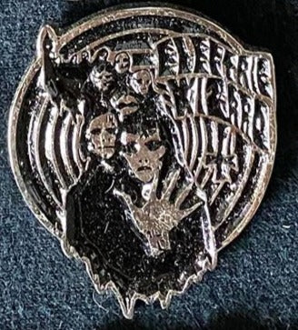 Electric Wizard Metal Badge