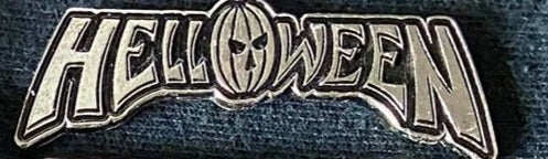 Helloween Metal Badge