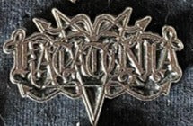 Katatonia Metal Badge