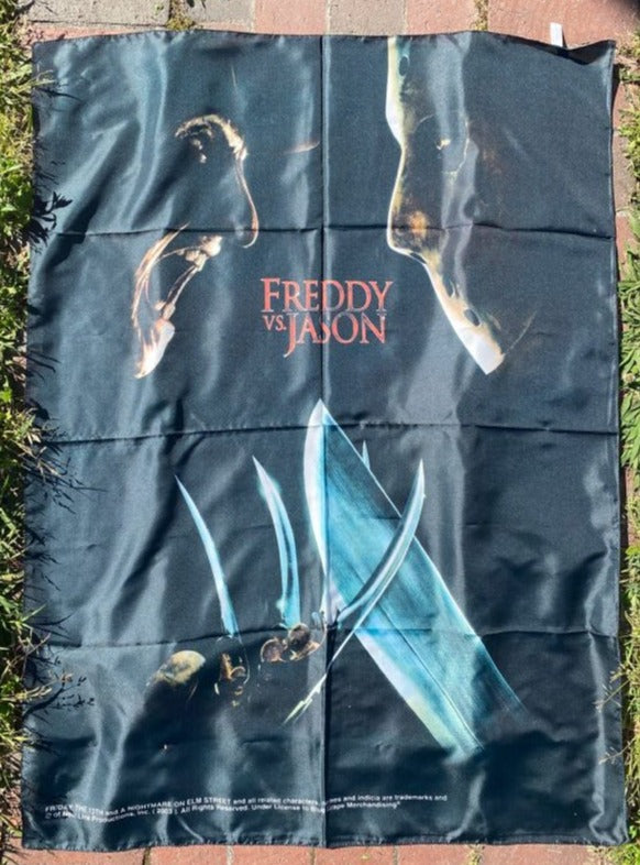 Freddy vs. Jason Flag
