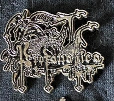 Profanatica Metal Badge