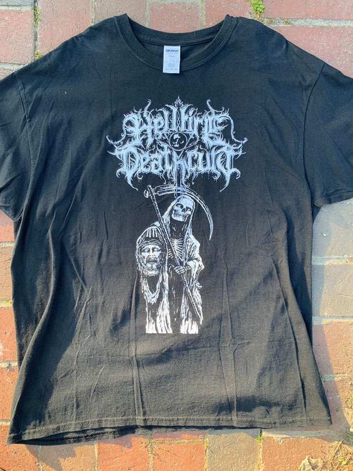 Hellfire Deathcult Shirt XL