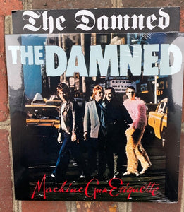 The Damned - Machine Gun Ettiquette