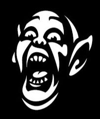 Batboy Decal