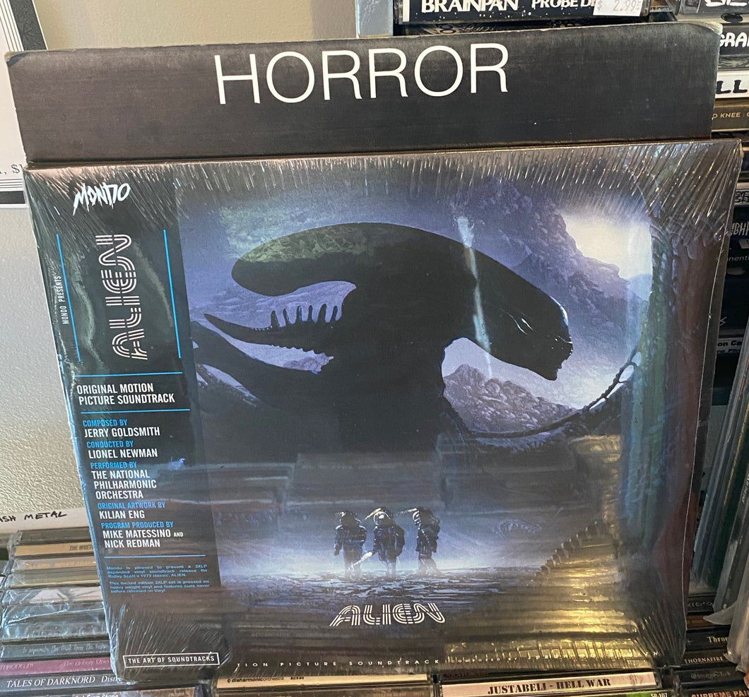 Alien OST - Jerry Goldsmith