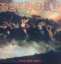 Load image into Gallery viewer, Bathory - Blood Fire Death
