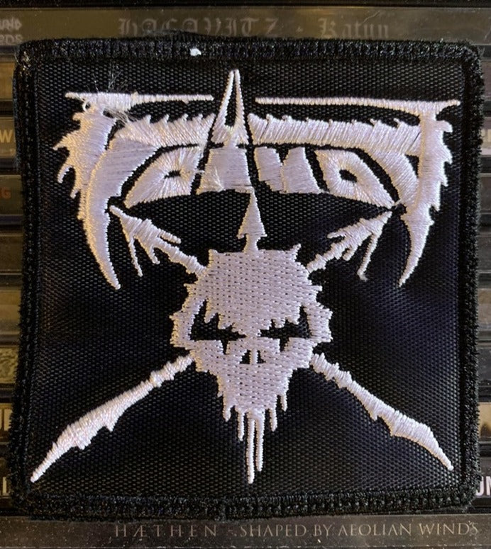 Voivod Embroidered Patch