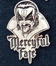 Load image into Gallery viewer, Mercyful Fate Metal Badge