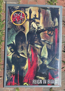 Slayer Reign in Blood Poster
