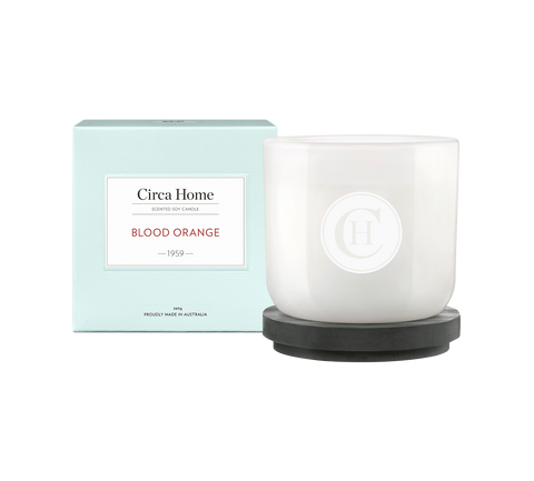 1959 Blood Orange Candle