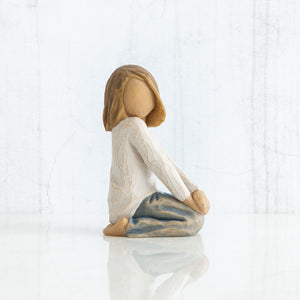 Joyful Child Figurine