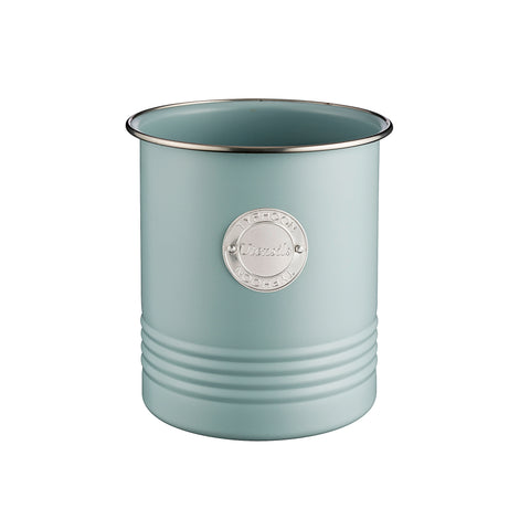 Utensil Holder Living - Blue