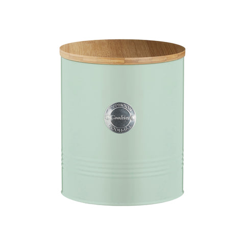 Cookie Canister Living - Sage