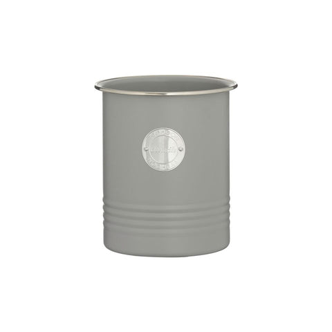 Utensil Holder Living - Grey