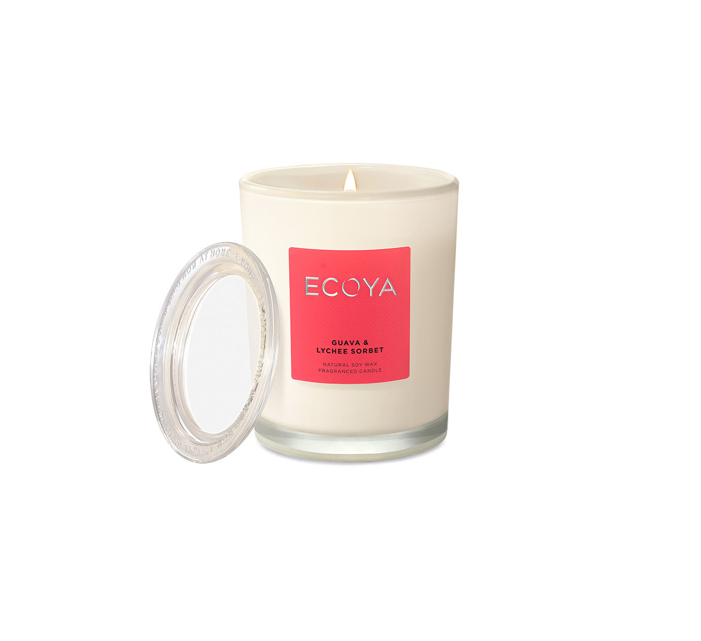 Guava & Lychee Sorbet Metro Candle