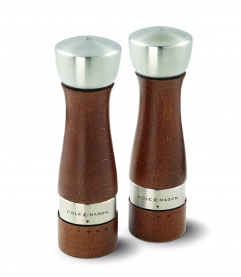 Oldbury Salt & Pepper Mill Set