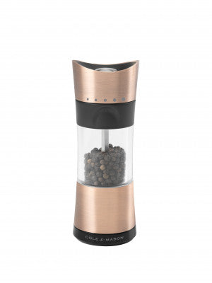 Inverta Horsham Copper Pepper Mill