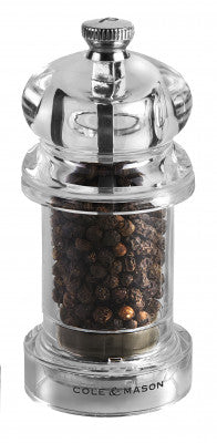 575 Acrylic Pepper Mill