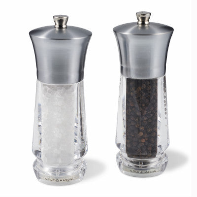Exford Salt & Pepper Mill Set