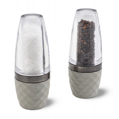 City Concrete Salt & Pepper Mill Set