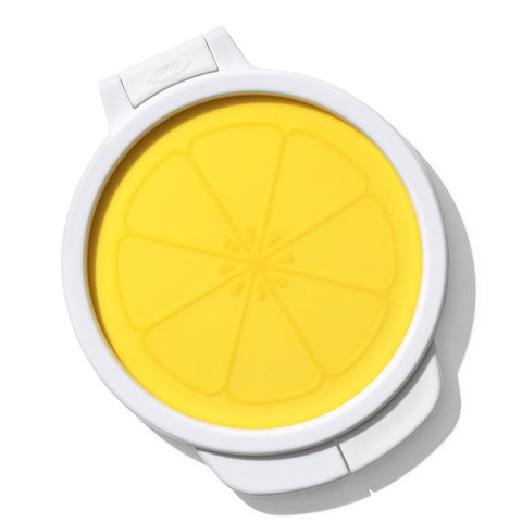 OXO Cut & Keep Silicone Lemon Saver