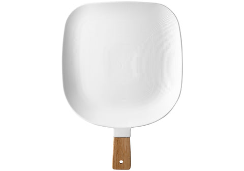 Linear Textured Paddle - White