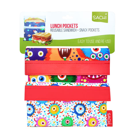 Lunch Pockets - Monsters