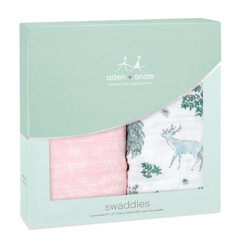 Swaddle Forest Fantasy 2pk