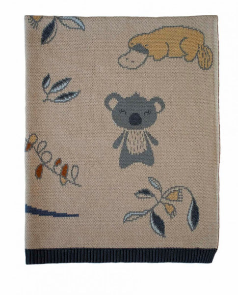 Baby Blanket - Outback