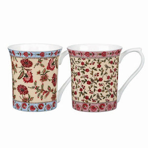 Queens Ceylon Blossom Royale Mugs Asst