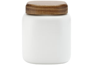Canister Essentials - White