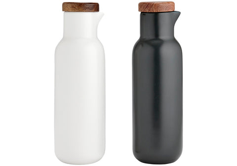 Oil & Vinegar Essentials - White/Charcoal