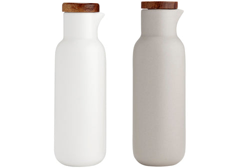 Oil & Vinegar Essentials - White/Stone