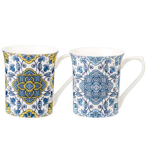 Queens Portugal Royale Mugs Asst