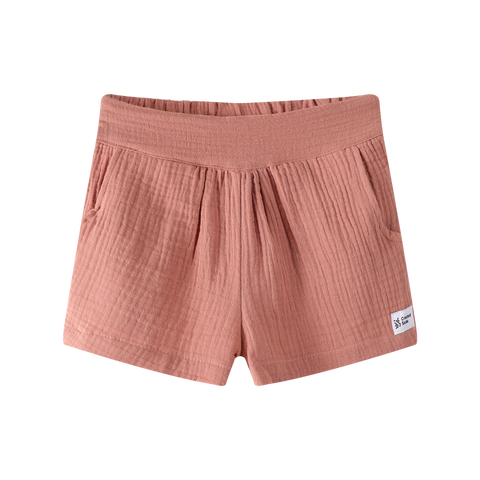 Indi Shorts - Dusty Pink