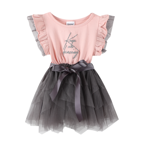 Keep On Dancing Tutu Dress - Pink