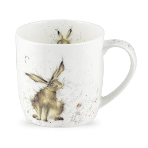 Royal Worcester Wrendale Good Hare Day Mug