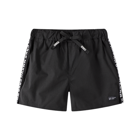 Ryder Casual Shorts - Black