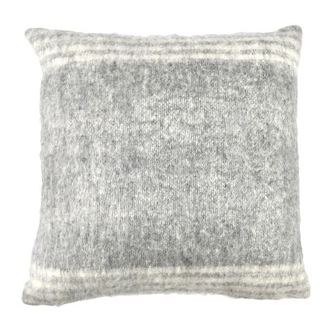 Stirling Cushion Grey