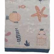 Baby Blanket - Under the Sea (Girl)