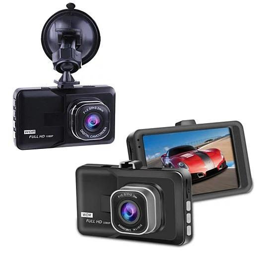 Black Box Dash Cam 1080P Car Camera with Motion Detection