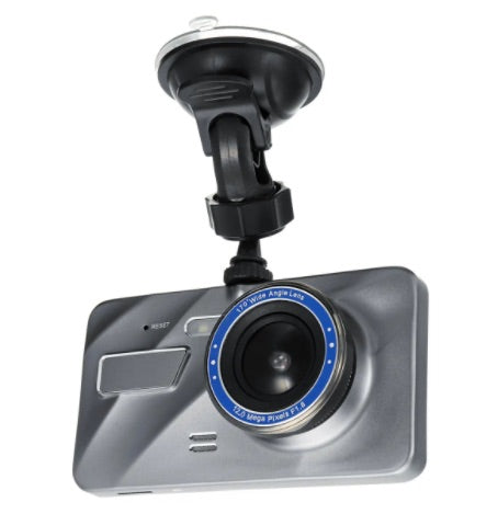 included parts with 1080P dash cam